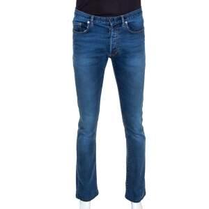 Dior Homme Indigo Denim Regular Fit Jeans M