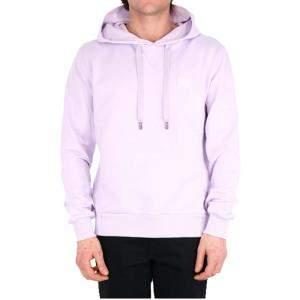 Dolce & Gabbana Purple Cotton Hoodie size IT 46