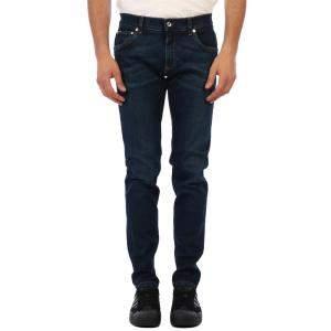 Dolce & Gabbana Blue Denim Skinny Jeans Size EU 44
