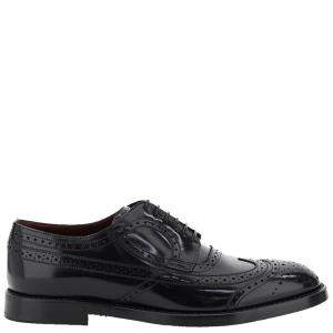 Dolce & Gabbana Brogue-detailed Derby shoes Size IT 41