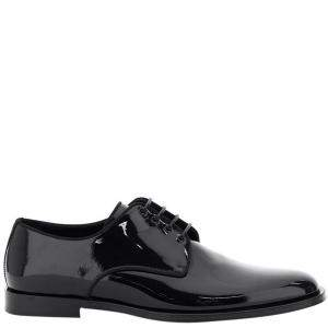 Dolce & Gabbana Positano Lace-Up Derby Shoes Size IT 41