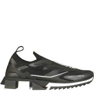 Dolce & Gabbana Black Sorrento Sneakers CS1823_AW47889690 Size IT 43