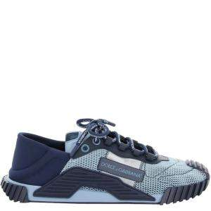 Dolce & Gabbana Blue NS1 Low-top Sneakers Size IT 44