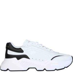Dolce & Gabbana White Daymaster Sneakers Size IT 39