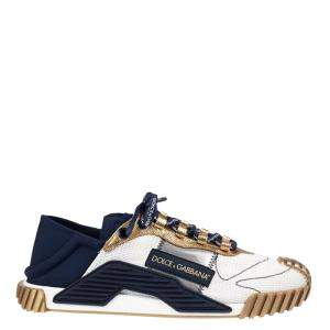 Dolce and Gabbana NS1 Slip-On Sneakers Size EU 41.5