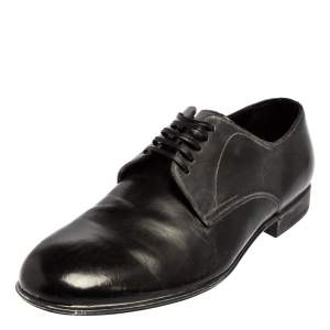 Dolce & Gabbana Two Tone Leather Lace Up Derby Size 42.5