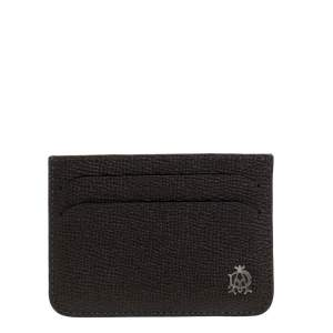Dunhill Olive Green Leather Card Holder