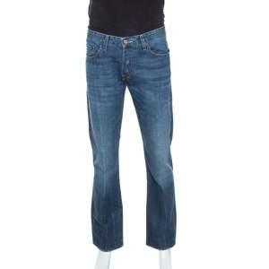 Emporio Armani Blue Denim Jude Jeans L