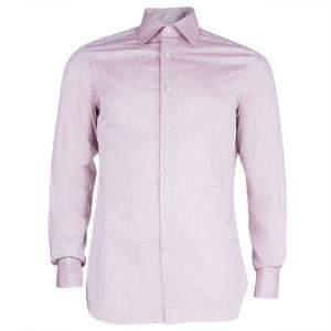 Ermenegildo Zegna Men's Pink Shirt XXS
