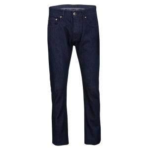 Etro Indigo Dark Wash Denim Regular Fit Jeans M