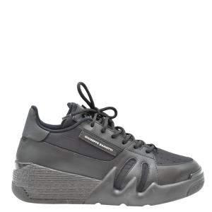 حذاء رياضي جوسيبي زانوتي جلد أسود مقاس أوروبي 41
