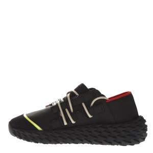 Giuseppe Zanotti Black Urchin Sneakers Size EU 36