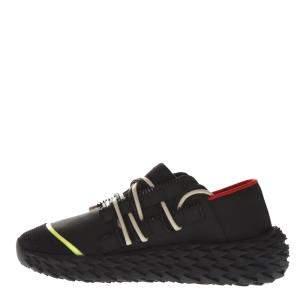 Giuseppe Zanotti Black Urchin Sneakers Size EU 39