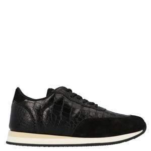Giuseppe Zanotti Black Jimi Running Sneakers Size EU 40