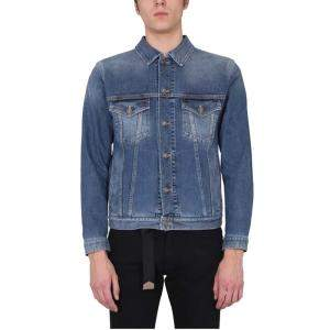 Givenchy Blue Denim Jacket size M