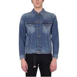 Givenchy Blue Denim Jacket size XL