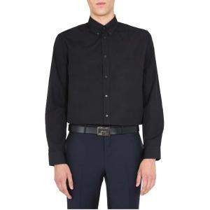 Givenchy Black Button Down Shirt Size EU 41