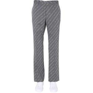 Givenchy Grey Regular Fit Trousers Size EU 48
