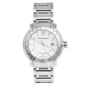 Givenchy Cream Stainless Steel GV.5202 Men's Wristwatch 44 mm