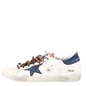 حذاء رياضي غولدن غوز سوبر ستار أبيض مقاس أوروبي 43