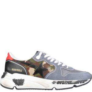Golden Goose Multicolour Sole Running Sneakers Size IT 42