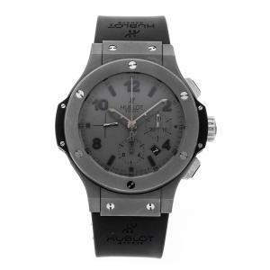 Hublot Gray Titanium Big Bang Tantalum 301.AI.460.RX Men's Wristwatch 44.5 MM