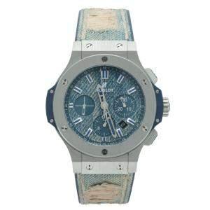 Hublot Big Bang Jeans Limited Edition Chronograph Men's Watch 44 MM