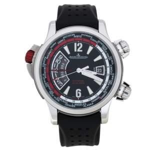 ساعة يد رجالية ياغر لي كولتر ماستر كومبريسور 150.8.42  تايتانيوم 46 مم