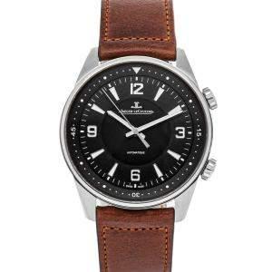 Jaeger LeCoultre Black Stainless steel Polaris Q9008471 Men's Wristwatch 41 MM