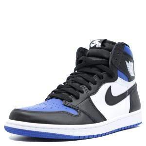Jordan 1 Royal Toe Sneakers Size 44 1/2