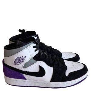 Nike Jordan 1 Mid Union Purple Size  44 (US 10)