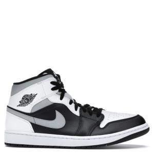 Nike Jordan 1 Mid White Shadow Size 42.5 (US 9)