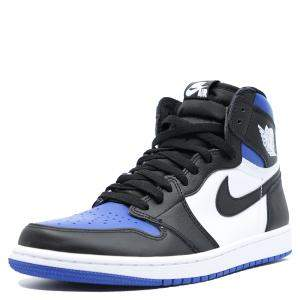 Jordan 1 Royal Toe Sneakers Size 44 1/2