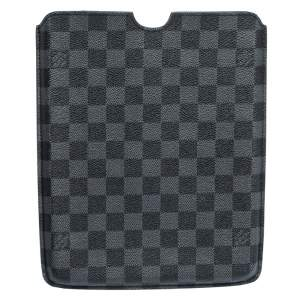 Louis Vuitton Damier Graphite Canvas iPad Case
