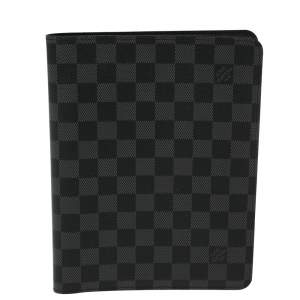 Louis Vuitton Damier Graphite Canvas Agenda Cover