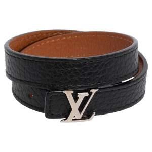 Louis Vuitton Bicolor LV Initials Reversible Bracelet