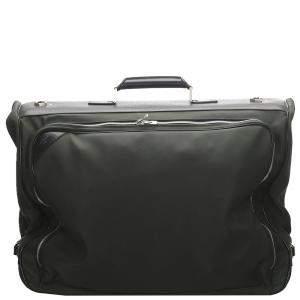 حقيبة لوي فيتون Santore Ardoise Garment Travel نايلون خضراء