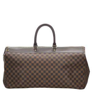 Louis Vuitton Damier Ebene Canvas Greenwich GM Bag