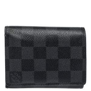 Louis Vuitton Damier Graphite Canvas Trifold Wallet
