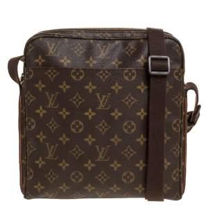 Louis Vuitton Monogram Canvas Messenger Bag