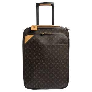 Louis Vuitton Monogram Canvas Pegase Legere 55 Luggage