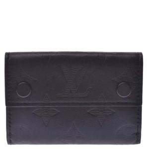 Louis Vuitton Monogram Shadow Discovery Compact Wallet