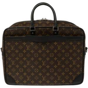 Louis Vuitton Monogram Canvas Porte Documents Voyage Briefcase GM Bag
