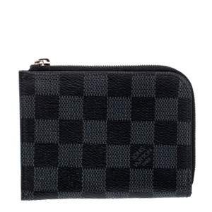 Louis Vuitton Damier Graphite Canvas Zip Purse