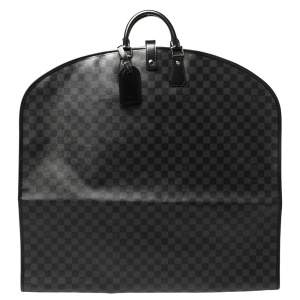Louis Vuitton Damier Graphite Canvas Garment Cover Bag