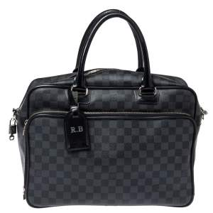 Louis Vuitton Damier Graphite Canvas Icare Business Bag