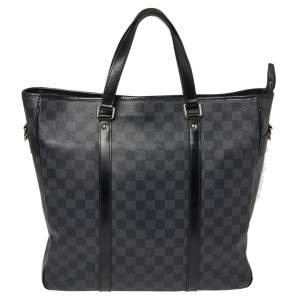 Louis Vuitton Damier Graphite Canvas Tadao Bag
