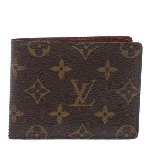 Louis Vuitton Monogram Canvas Bifold Wallet