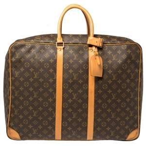 Louis Vuitton Monogram Canvas Sirius 55 Suitcase
