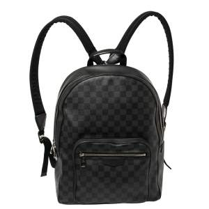 Louis Vuitton Damier Graphite Canvas Josh Backpack
